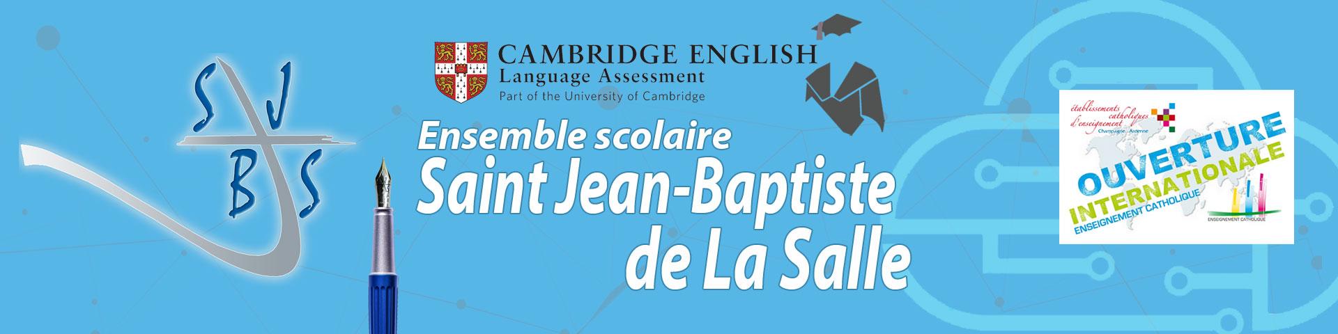 Ensemble scolaire Saint Jean-Baptiste de la Salle